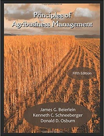 principles of agribusiness