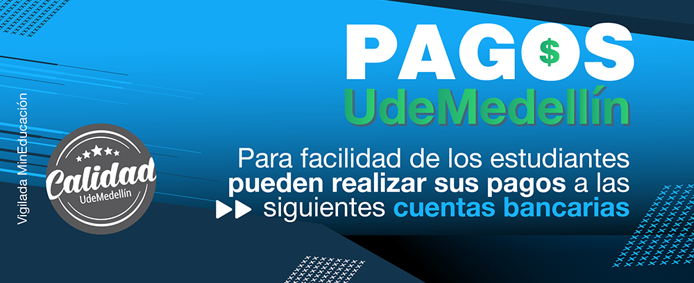 BANNER home pagos UdeMedellin