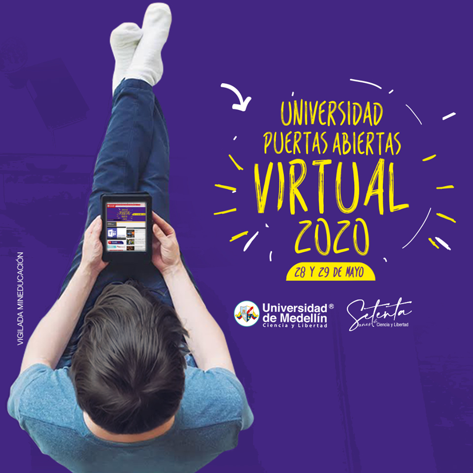 post UPA virtual udemedellin 2020 covid 19