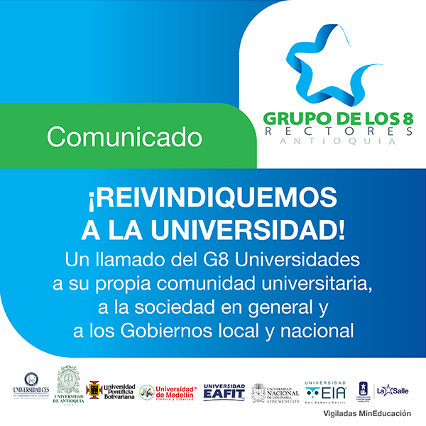 post g8 rectores antioquia 2020 covid 19